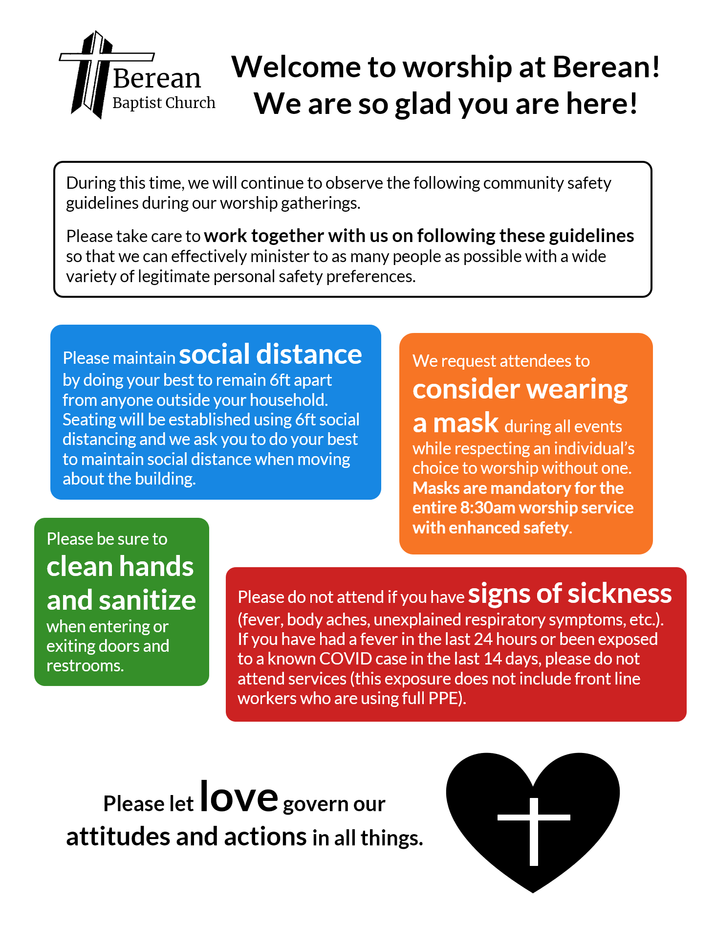 Phase 2.5 Corporate Worship Safety Guidelines Poster [2020-09-16]a